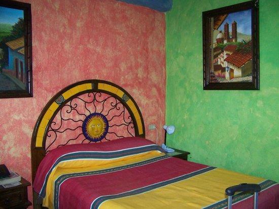 La Hacienda: My room