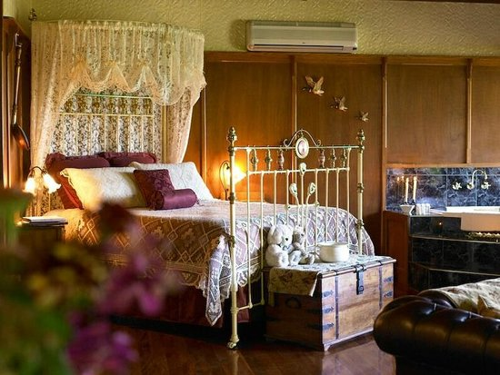 Observatory Cottages Luxury Hosted Accommodation: Perfect for a Princess