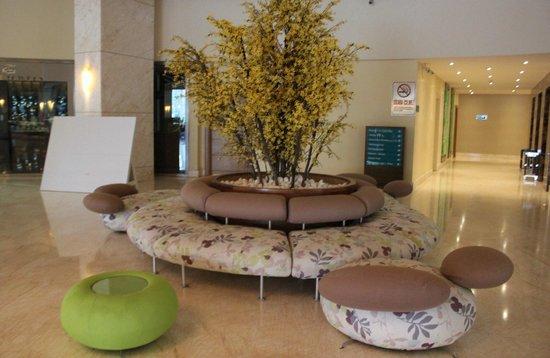 SENTIDO Zeynep Golf & Spa: Лобби
