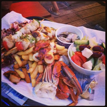 Kailis Fish Market Cafe: Kailis Platter - $63.50