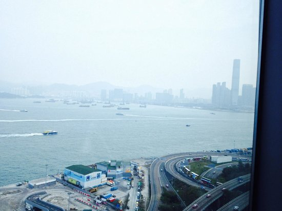 Courtyard Hong Kong: View from the room