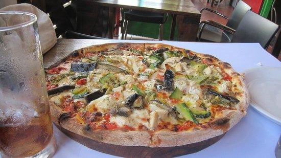 Ciao Pizza: Contadina Pizza