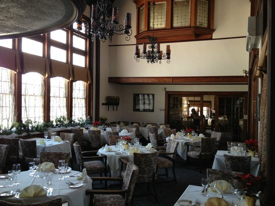 Chateau Hathorn: Dining Room