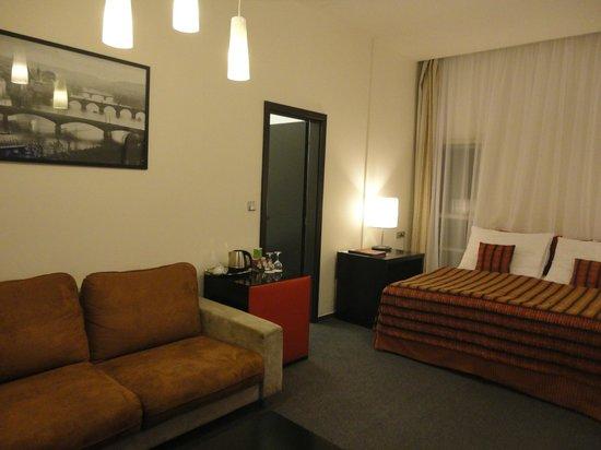 Prague Inn: Quarto 2