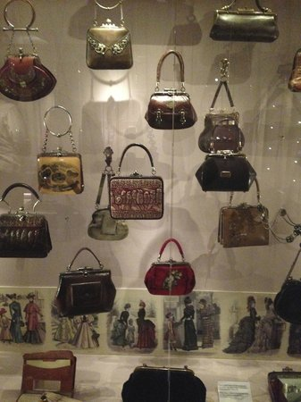Museum of Bags and Purses: flying bags