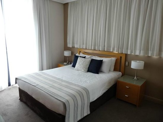 Mercure Kooindah Waters Central Coast: Double bed
