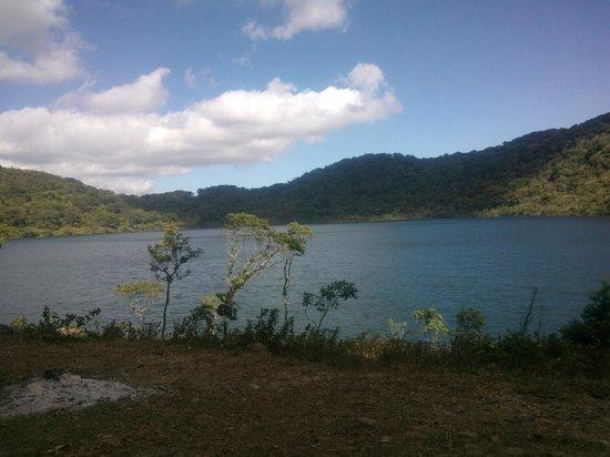 Chiquimula, Guatemala: Laguna de Ipala