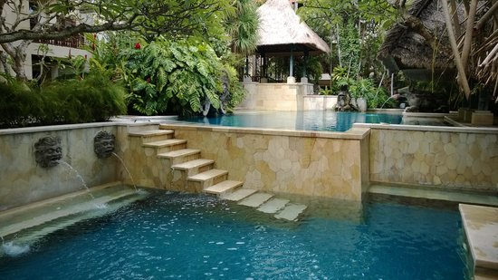 Puri Santrian: club pool