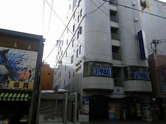 Hotel Il Viale Hachinohe Annex: ホテル外観