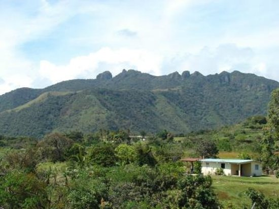 Hostal Los Trinos : Cerro Picacho