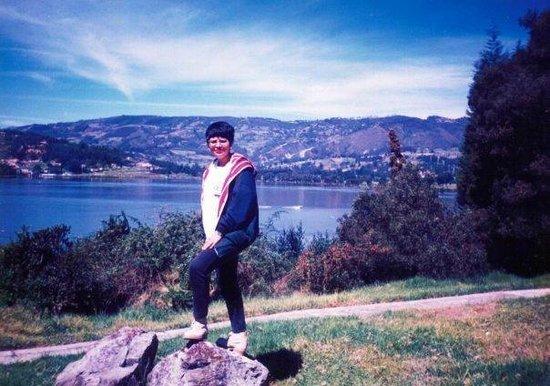 Cabaña Buenavista lago de Tota: Laguna de Tota, vale la pena conocerla