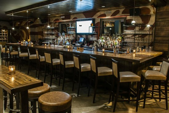 Burwell's Stone Fire Grill: Local Craft Cocktail Bar