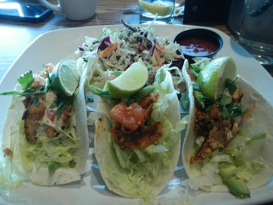 Original Joe's: Long Beach Fish Tacos