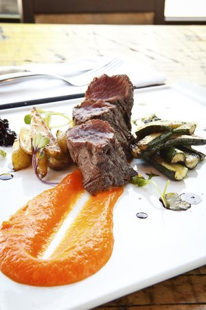Burwell's Stone Fire Grill: Every Plate Constructed with Passion and Professionalism