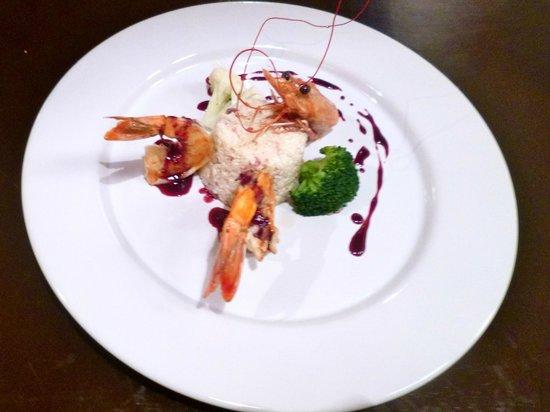 """Los Corazones Restaurant: """"Los Corazones"""" Shrimp"""