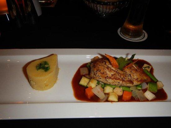 The 9th Floor: Ужин в ресторане