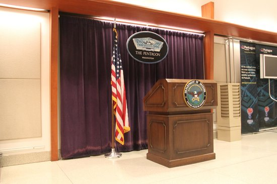 The Pentagon: Ready for the Press Conference