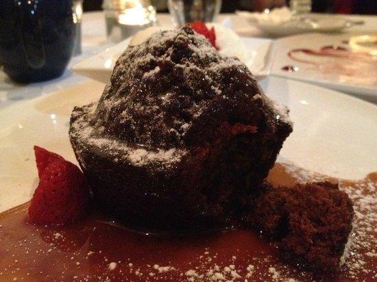 Bernardis On Crown: sticky date pudding