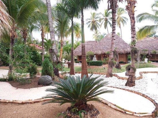 Paradisus Palma Real Golf U0026 Spa Resort: Oriental Gardens (YHI Spa)