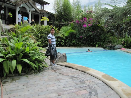 Hacienda Primavera Wilderness Ecolodge : The fabulous pool