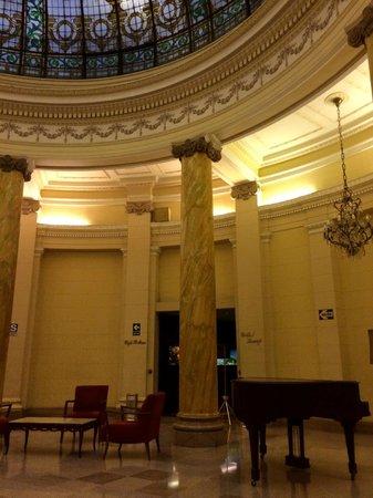 Gran Hotel Bolivar : Rotunda