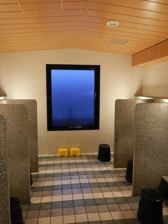 Dormy Inn Premium Kyoto Ekimae: Bathing alcoves