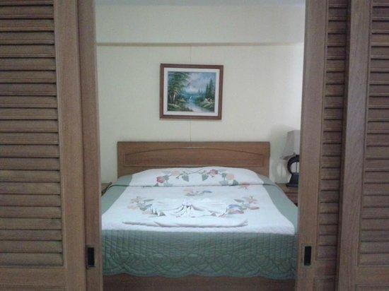 Moon and Sun Hotel : ห้องนอนแยกต่างหาก