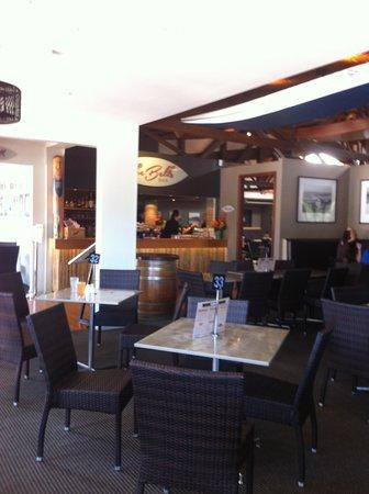 Torquay Restaurant - Bistro: Inside Dining area