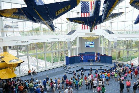 Museo Nacional de Aviación Naval: National Naval Aviation, Pensacola FL