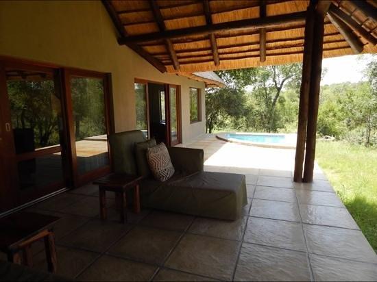 Arathusa Safari Lodge: luxury room