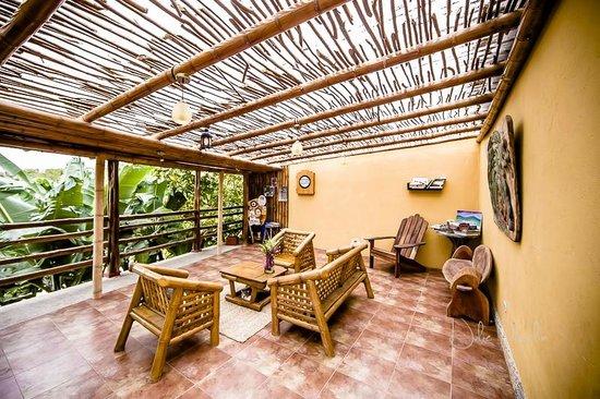 La Buena Vida Hotel- Ayampe: sooo relaxing!
