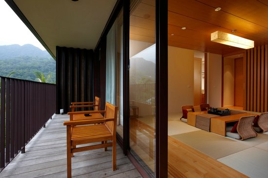 Hotel Royal Chiao Hsi : Japanese Suite