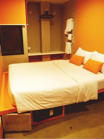 Lub d Bangkok Siam: room