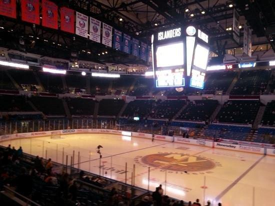 Nassau Veterans Memorial Coliseum : Nassau Coliseum