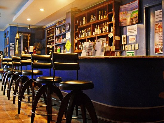 La Casa Pension - Blue Boar Inn : Bar & Restaurant