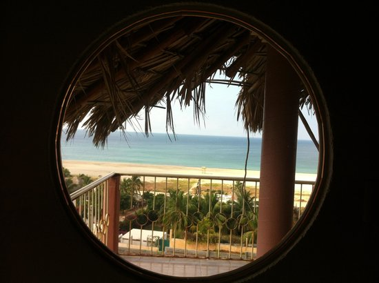 Hotel Ananda : Lovely room view