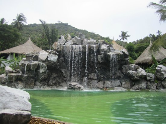 Koh Tao Cabana : The green pool