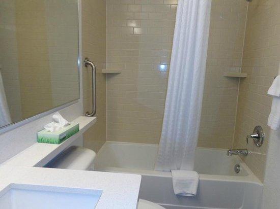Candlewood Suites Denver - Lakewood : barhroom