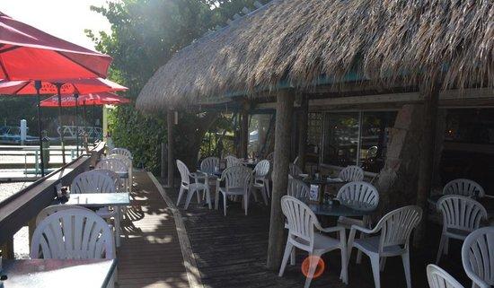 Outdoor Dock Dinner Restaurants Seaside Fl
