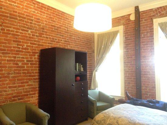 Healdsburg Inn - A Four Sisters Inn : Room #1