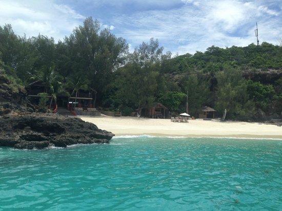 Constance Tsarabanjina: South beach