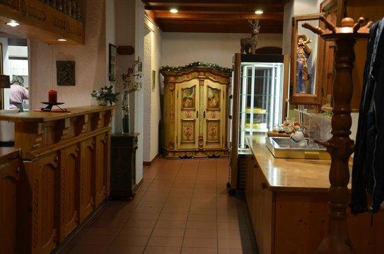 Landgasthof Nagerl: Receptions