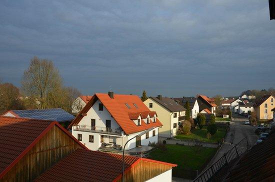 Landgasthof Nagerl: Вид из номера