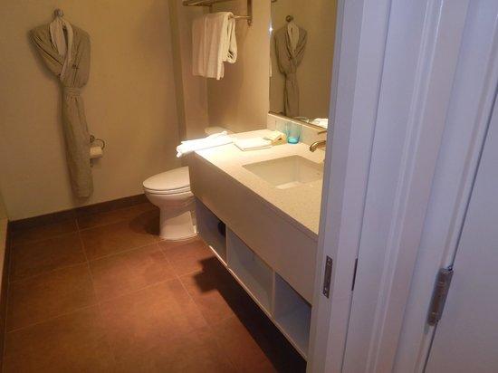 Hotel Parq Central : Bathroom