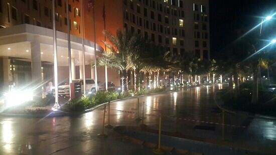 Crowne Plaza Abu Dhabi - Yas Island : nice hotel