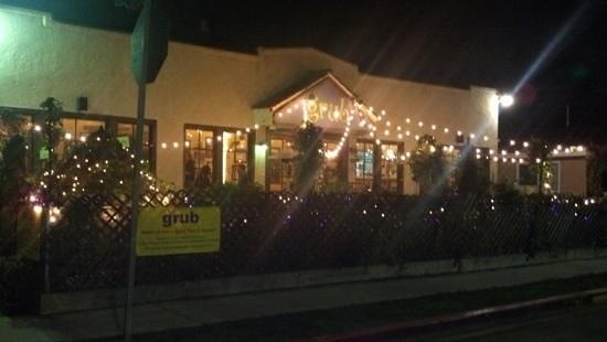 Grub : restaurant by night