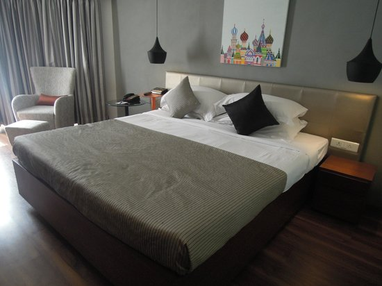 Hotel Sea Princess : lit