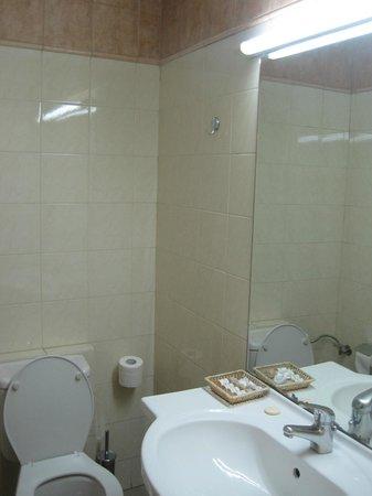 Jason Inn : Ванная.