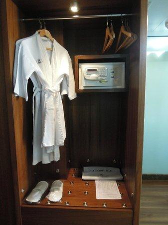 Hotel Sea Princess : entrée