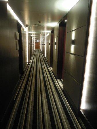 Hotel Sea Princess: couloir